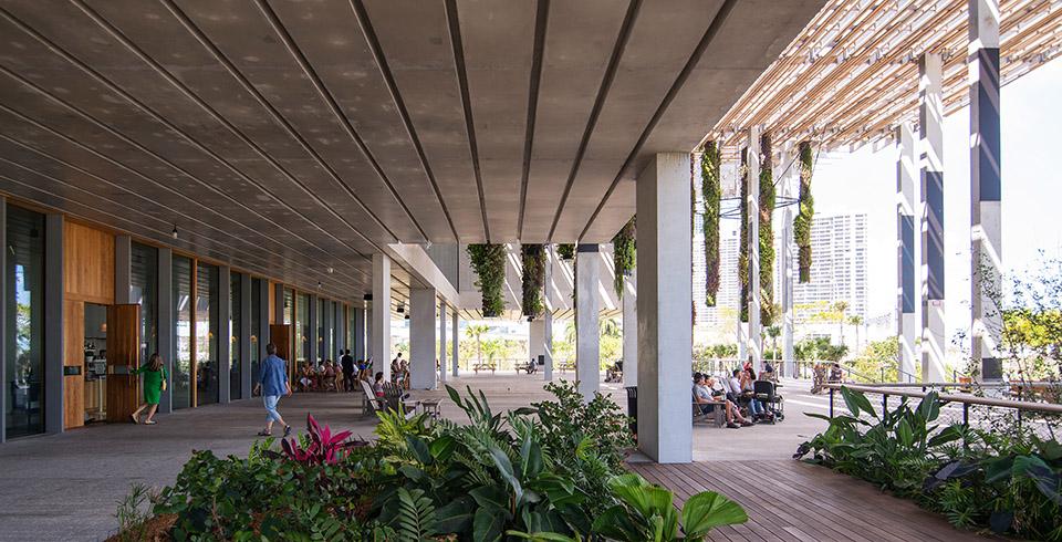 Perez Art Museum Miami by Herzog and de Meuron
