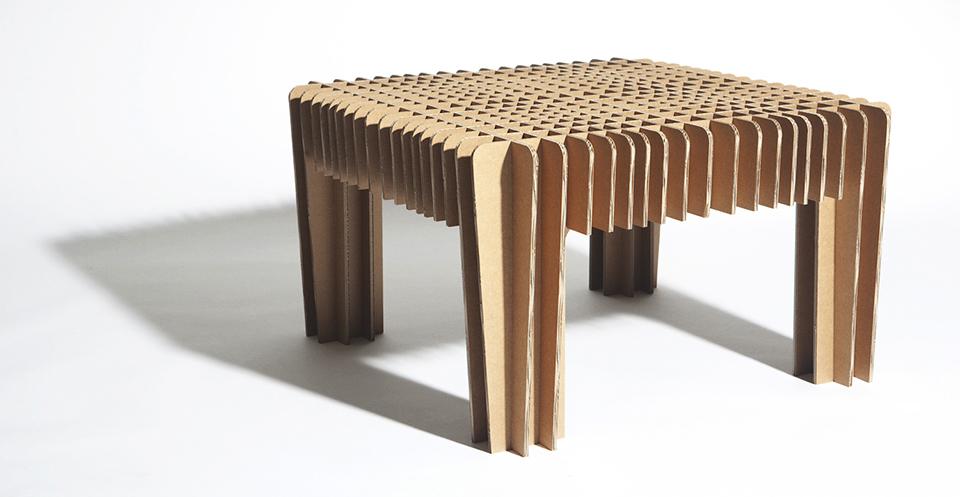 Cardboard Design 10 Cardboard Furniture and Gadget Ideas