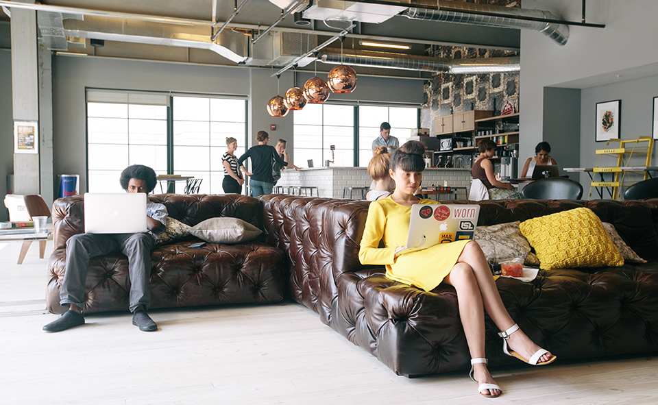 the leather sofa company uk klippan work is beautiful in these 10 inspiring modern office designs