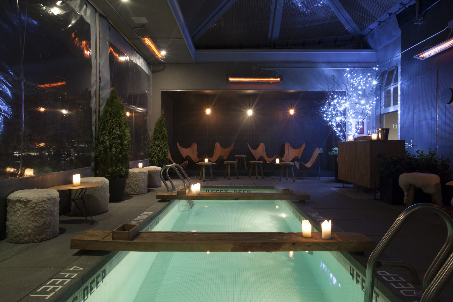 Rooftop Pools in NYC to Defeat the Summer Heat