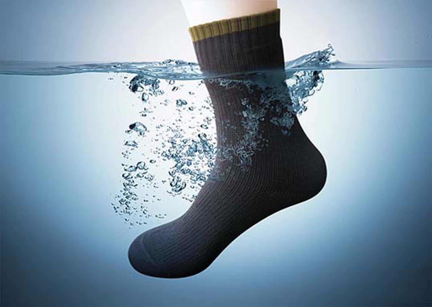 7 Best Waterproof Socks For An Active Lifestyle