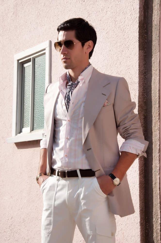 A Gentlemans Guide to Wearing a Cravat or an Ascot