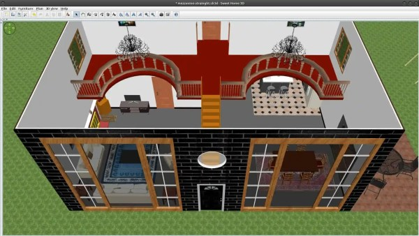 Live 8 Home Design Software Programs