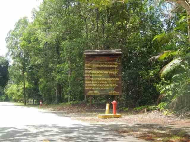 Hutan Simpan Berakas Park