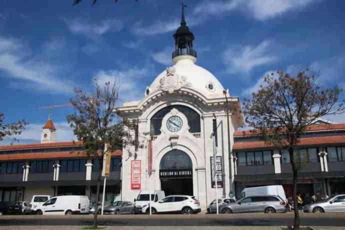 o que fazer em Lisboa - pontos turísticos - Mercado da Ribeira