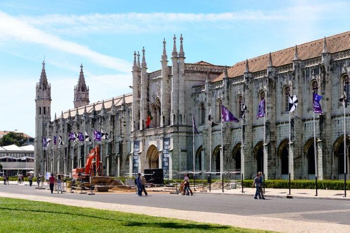o que fazer em Lisboa - pontos turísticos - Mosteiro