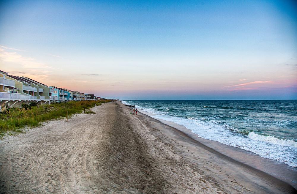 15 Best Beaches In North Carolina The Crazy Tourist