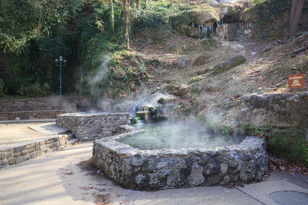 Parque Nacional Hot Springs