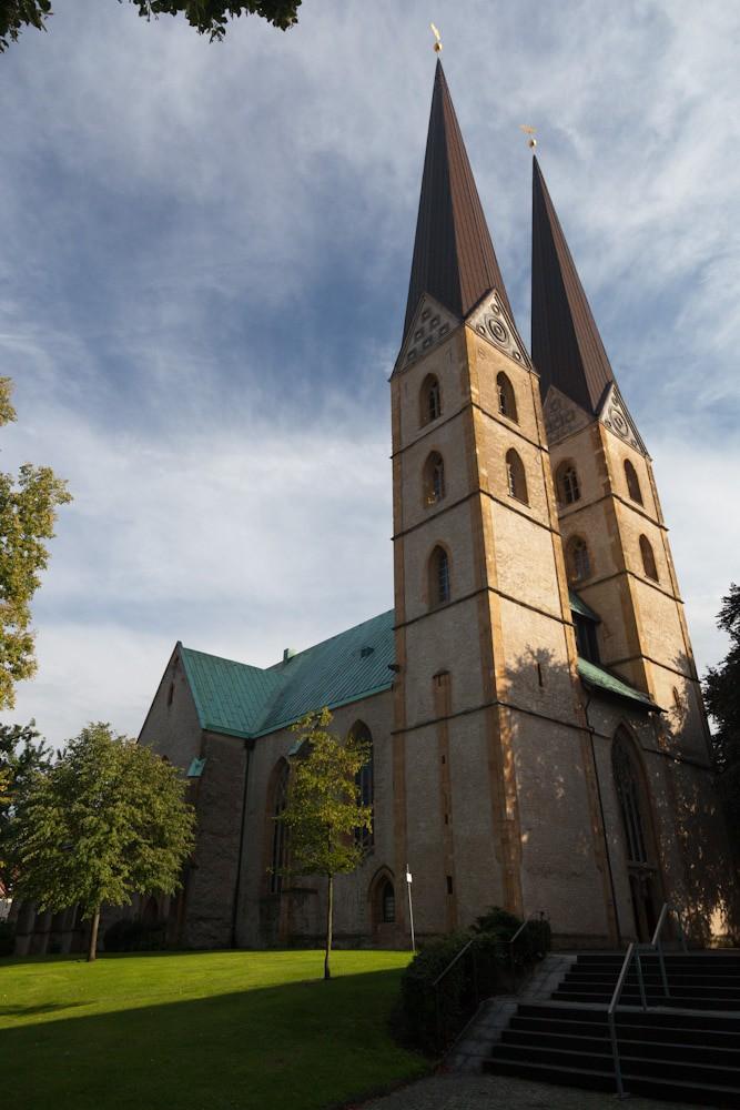 NeustŠdter Marienkirche In Bielefeld