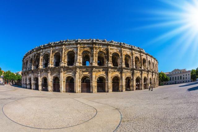 Arenes de Nîmes