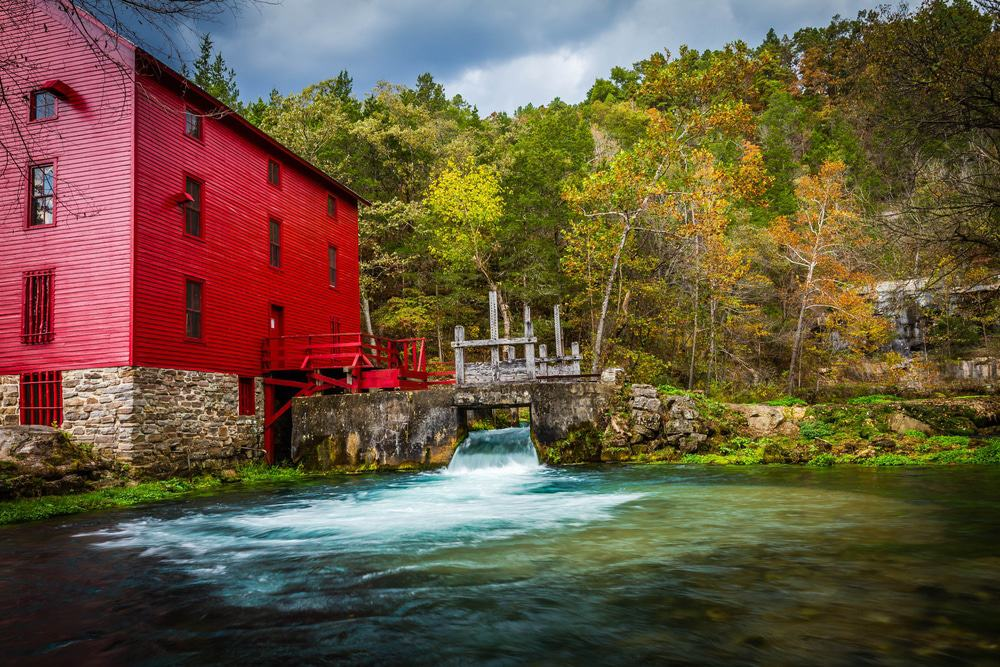 Beautiful Fall Scenes Wallpaper 15 Most Beautiful Places To Visit In Missouri The Crazy