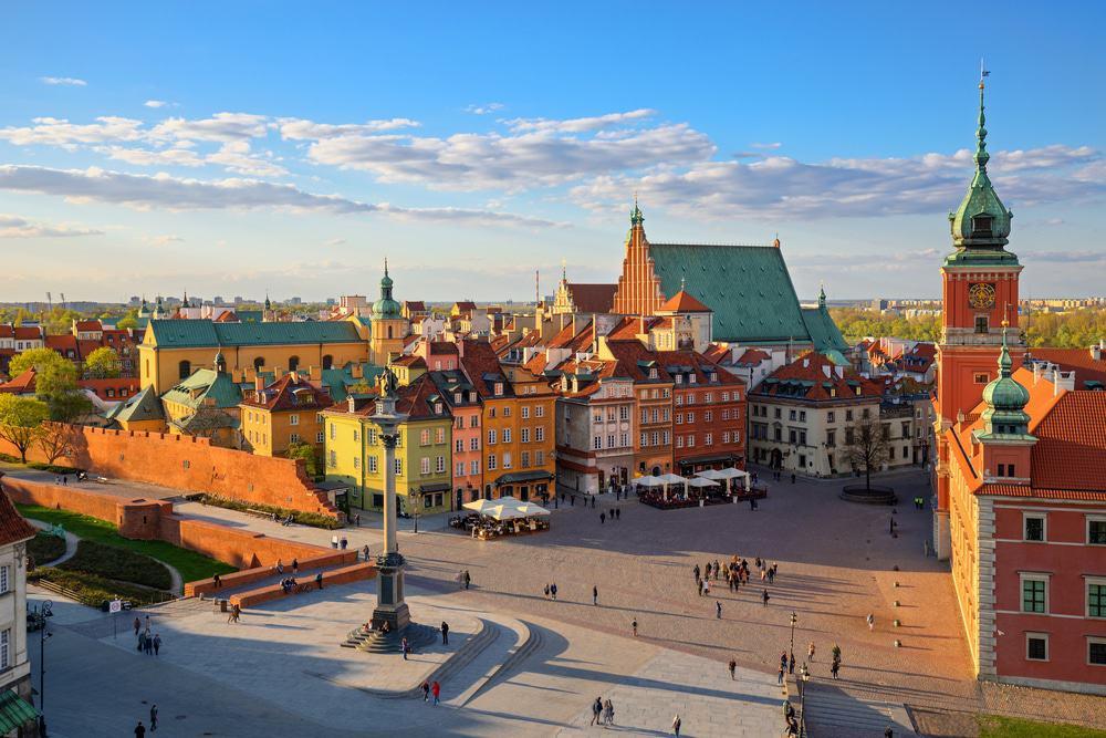 Rezultate imazhesh për Varshavë, Poloni