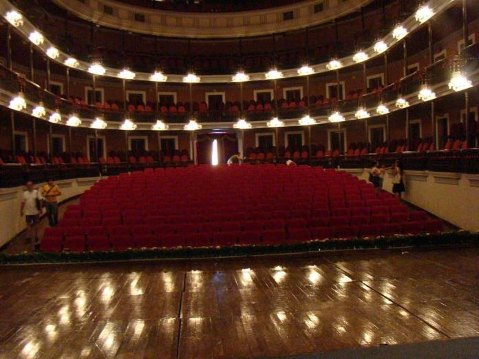 Ángela Peralta Theatre
