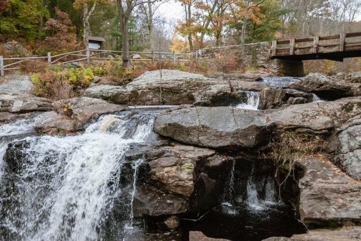 Chapman Falls, Connecticut
