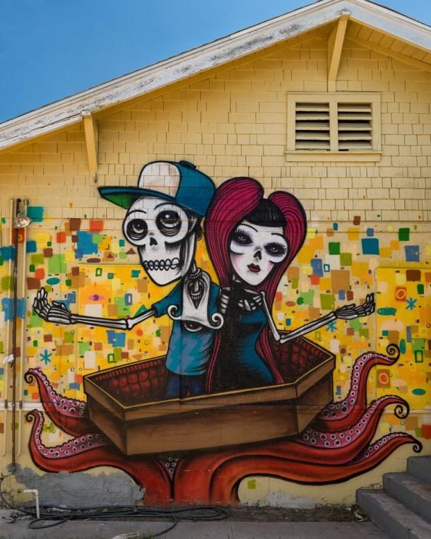 Roosevelt Row Mural, Phoenix