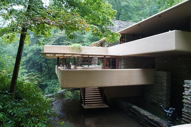 Falling Water Tours Pittsburgh
