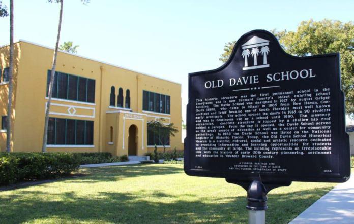 Old Davie School Historical Museum