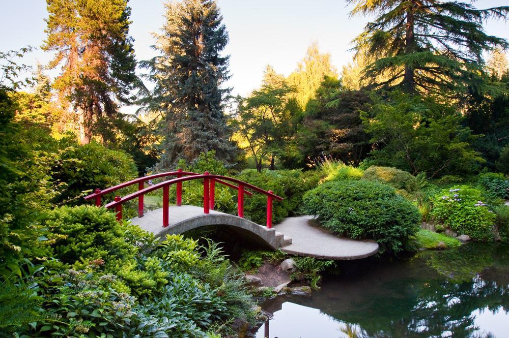 Jardín Kubota