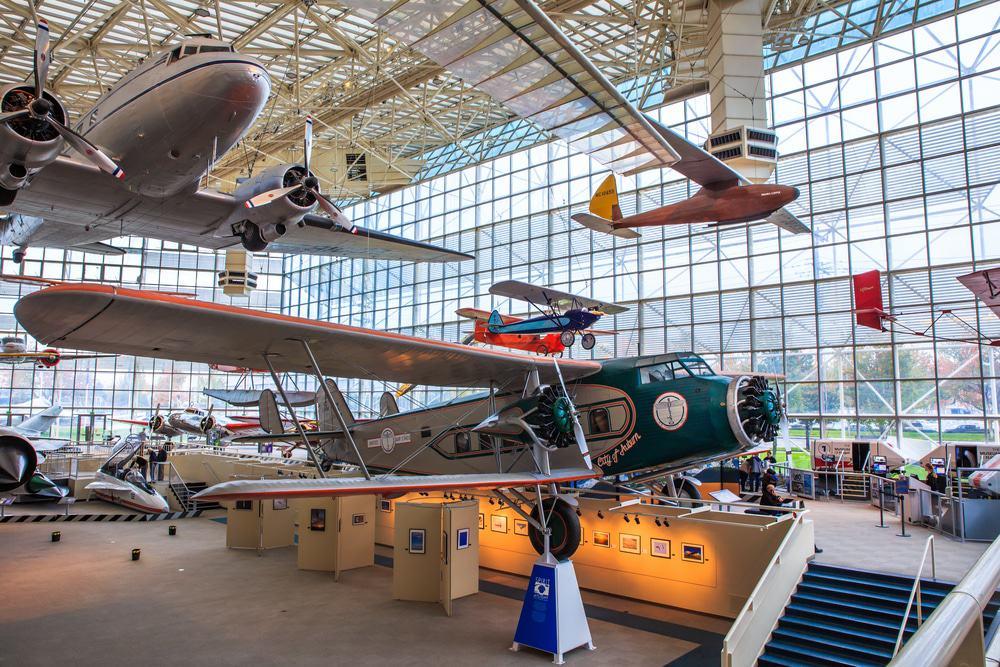 Museo del vuelo, Seattle