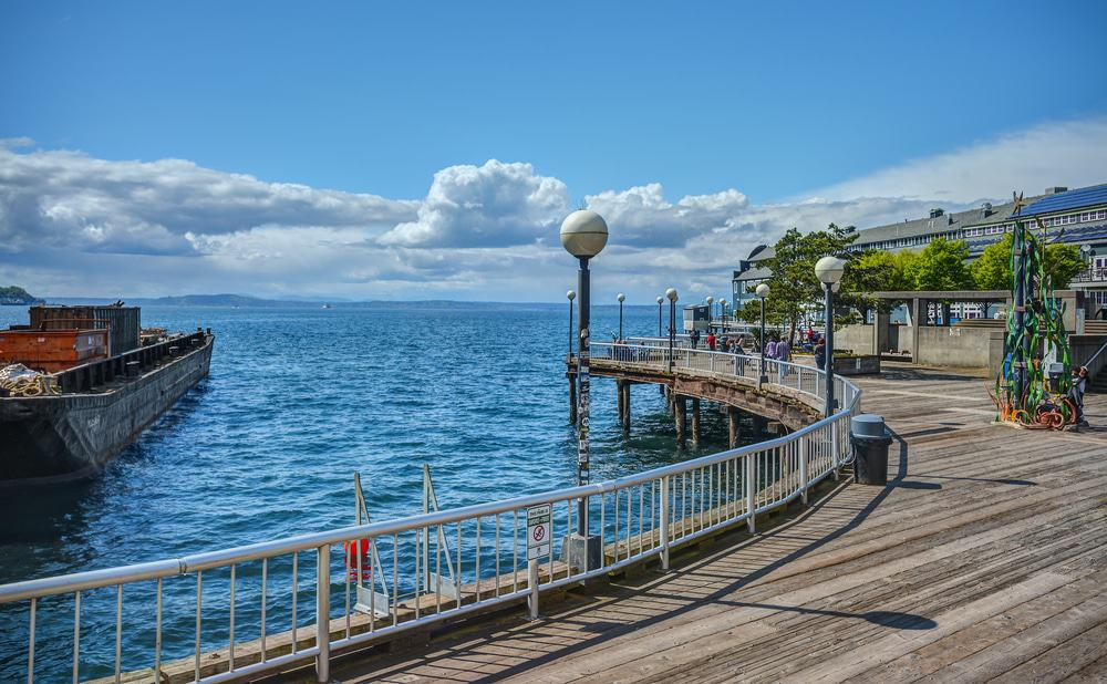 Waterfront Park, Seattle