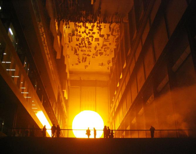 Olafur Eliasson Beauty and Science in Contemporary Icelandic Art