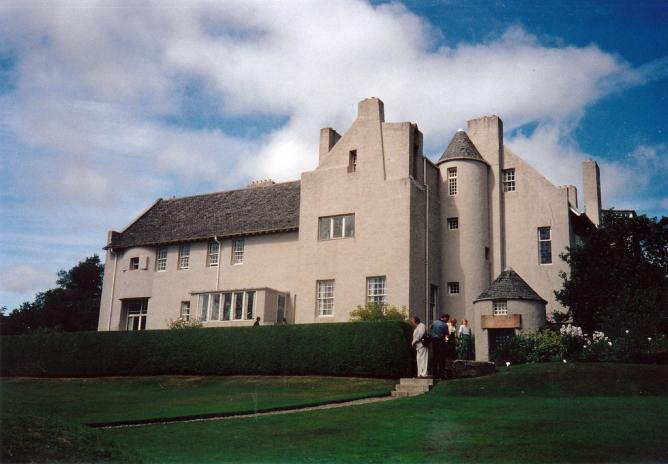 Charles Rennie Mackintosh Scotlands Modernist Pioneer