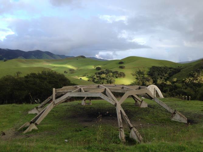 California S Central Coast Explores The Architecture Graveyard