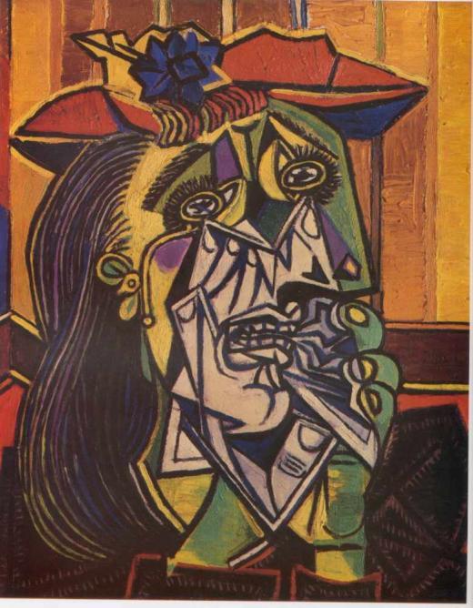 A Picasso masterpiece   © Ian Burt/Flickr