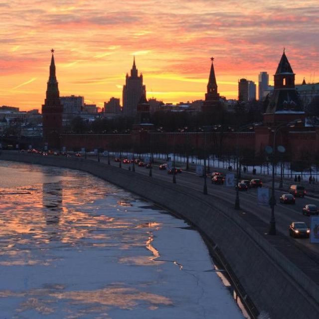 Moscow   © Gennady Grachev/Flickr