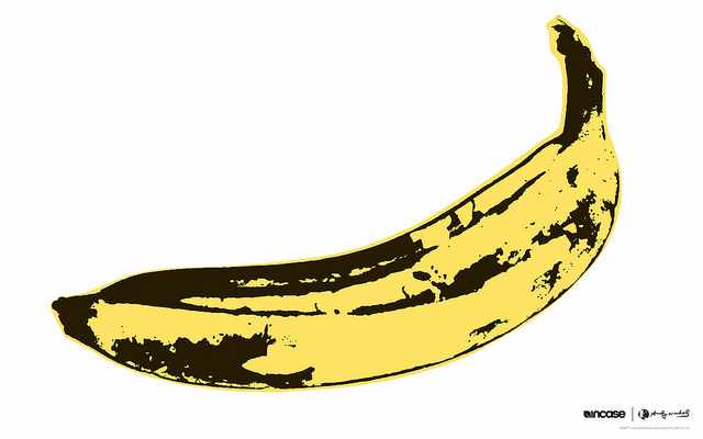 Warhol Banana © Incase/Flickr
