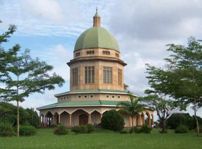 Bahá'í Temple in Kampala | © Bxtst/WikiCommons