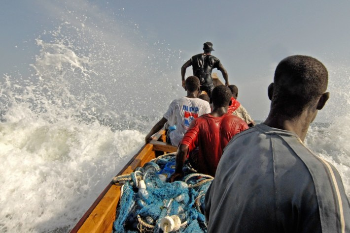 Fisherman Ghana