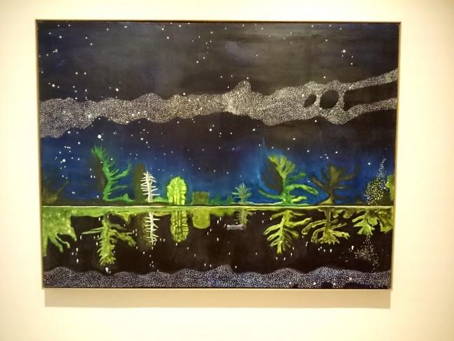 Peter Doig Revolutionising Landscape Painting