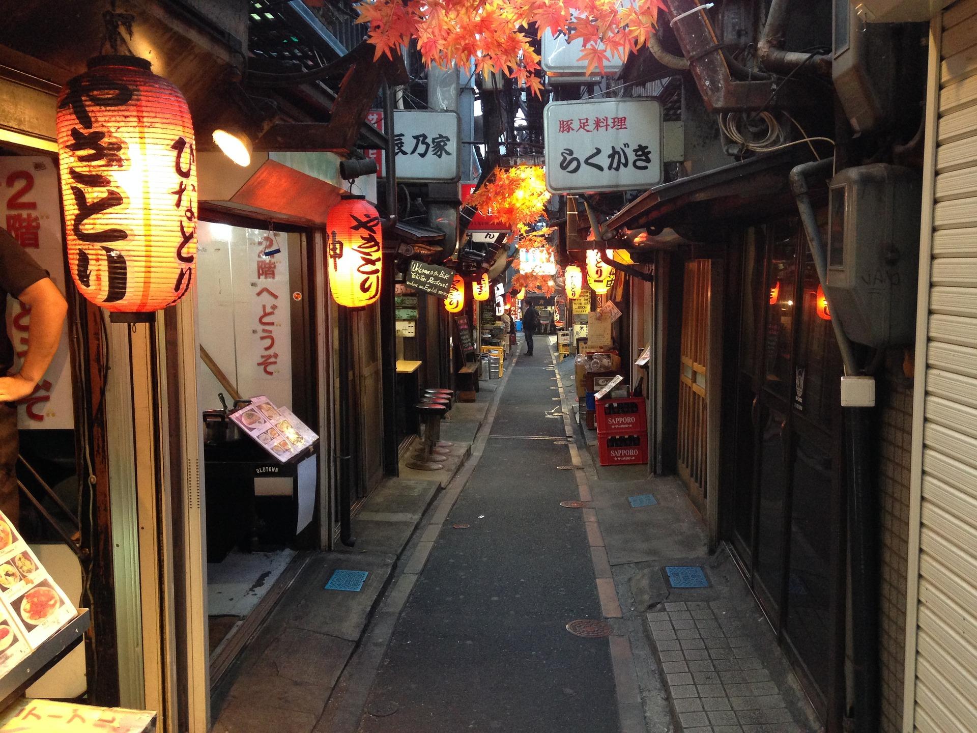 Top Ten Japanese Restaurants