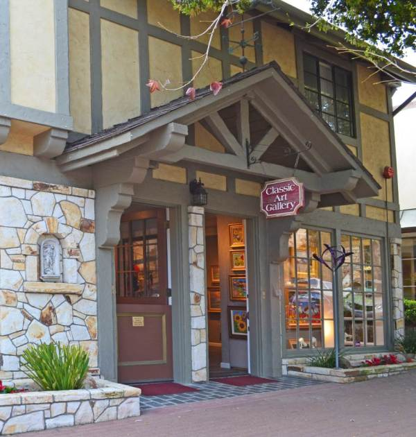 Carmel-sea' Art Galleries