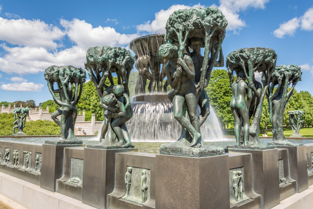 Vigeland Humanity In The Worlds Largest Sculpture Park