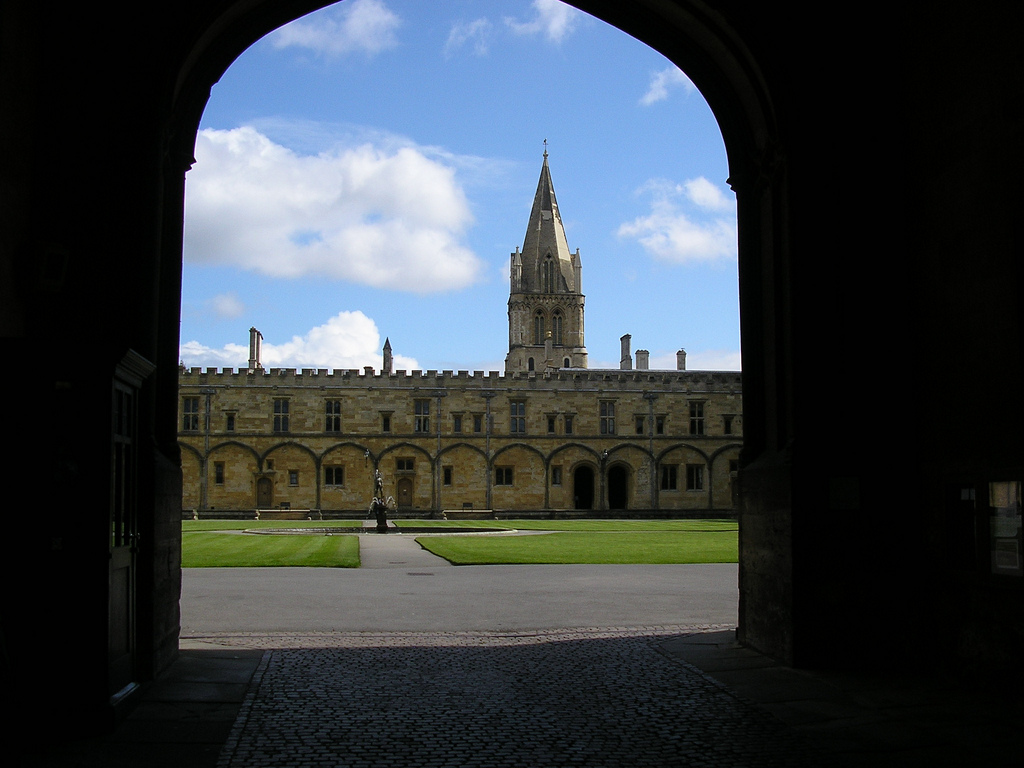 Top Bars And Pubs In Historic Oxford England