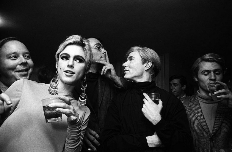 andy warhol and edie sedgwick | © Jeff Tidwell/Flickr