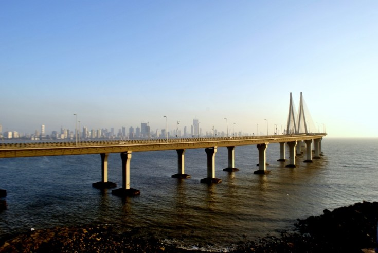 Rajiv Gandhi Sea Link top 10 most beautiful cities in india just info check