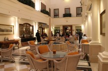 The Imperial Hotel New Delhi Restaurant