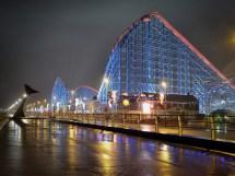 Roller Coaster Blackpool