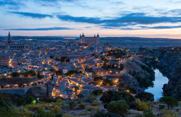 Bars In Toledo Spain