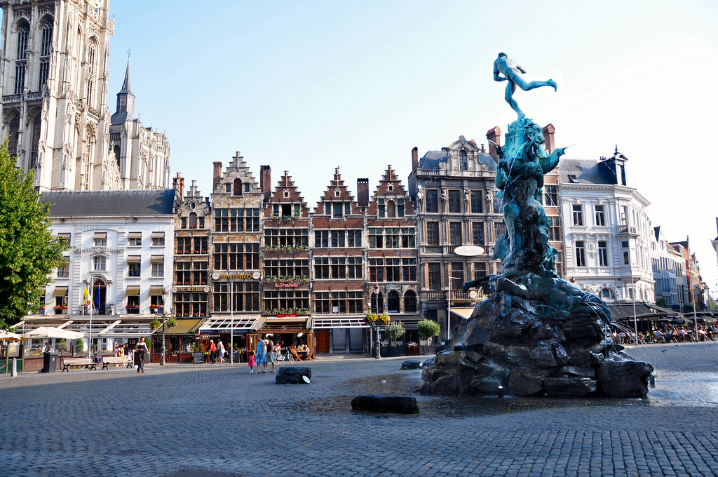 The 10 Best Restaurants In Antwerps Old City Belgium