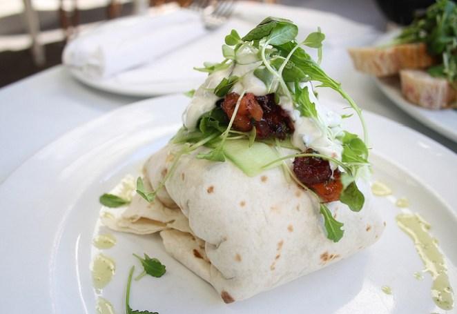 Breakfast Burrito at Salvation Café  ©Saaleha Bamjee/Flickr