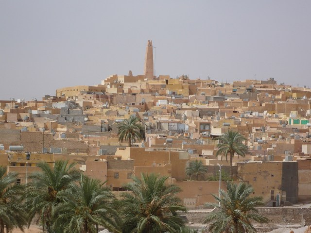 Ghardaïa © lionel.viroulaud/Flickr