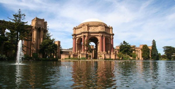 Palace of Fine Arts San Francisco History