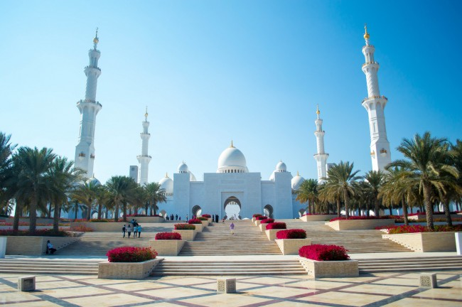 Sheikh Zayed Grand Mosque | © MrT HK/Flickr