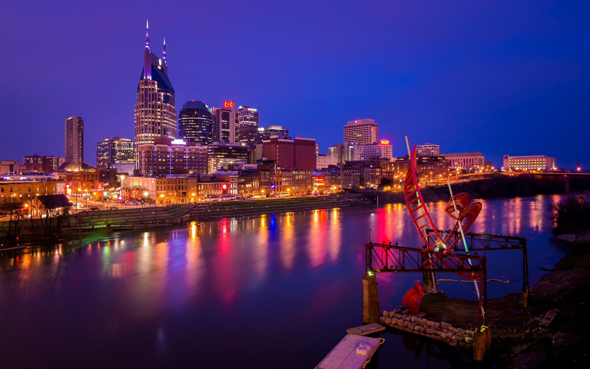 10 Amazing Things to See  Do in Downtown Nashville