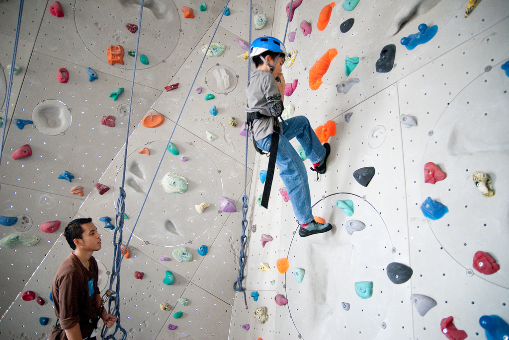 The Best Climbing Walls In New York