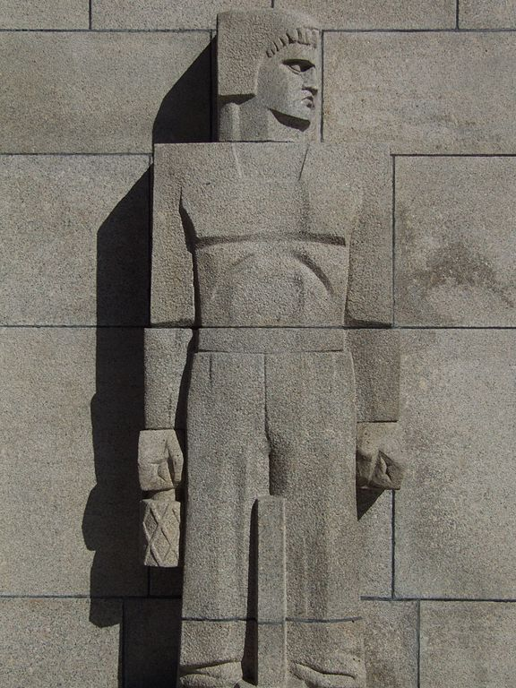 Stone sculpture| ©Marcin Szala/WikiCommons
